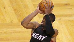 Wade v prodloužení minul, a tak slaví Celtics