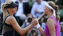 Předkrm před finále Fed Cupu: exhibice Kvitová - Šarapovová