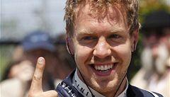 Vettel vyhrál kvalifikaci: ve Valencii odstartuje první
