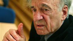 Zemřel spisovatel a nositel Nobelovy ceny Elie Wiesel, bylo mu 87 let