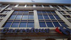Carrefour odchází z Řecka, lidé kvůli krizi málo nakupují