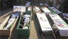 Sobotní vraždění v Sýrii má 83 obětí. Dvakrát více, než se myslelo
