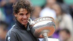 Nadal vyhrál posedmé French Open a překonal Borga