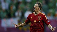 Del Bosque chválí Torrese: Odehrál ideální zápas