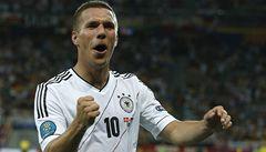 Němec Podolski má dvě srdce. To polské na Euru krvácí