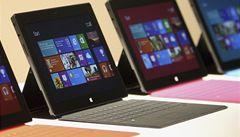 Nová konkurence Applu? Microsoft představil nový tablet Surface