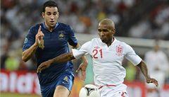 Anglie vstoupila do šampionátu remízou s Francií