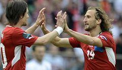 Rosický a Čech by měli být na Polsko fit