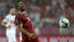 Baroš se údajně vrací do Turecka, v pondělí podepíše s Antalyasporem