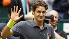 Federer se trápí, ale o miliony nepřijde. Pro sponzory je dál ikonou