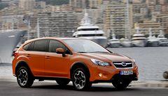 Subaru XV: proti proudu