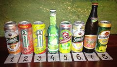 Radlery nefrčí. Pivovary lákají zákazníky na silná a hořká piva