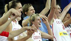 Basketbalistky porazily Japonsko a pojedou na olympiádu