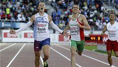 Maslák vyhrál ve Varšavě 400 m druhým nejlepším časem kariéry