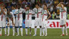 Ronaldo a spol. končí. Španělé zvládli penalty lépe