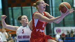 Basketbalistky usilují o olympiádu, jsou ve čtvrtfinále