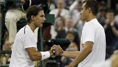 Rosol o výhře nad Nadalem: Lidé mi stále gratulují