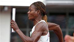 Nezdolná Otteyová v 52 letech na medaili nedosáhla