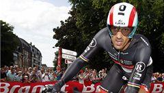 Cancellara ovládl prolog Tour de France