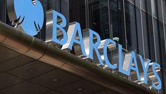 Barclays se omluvila za skandál kolem sazby Libor