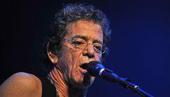 Nekrolog: Básník z Velvetů Lou Reed byl cool až do konce