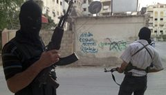 V okolí Damašku nefungují telefony ani internet
