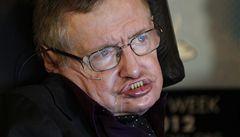 Vědec chce převést Hawkingovy mozkové vlny na řeč