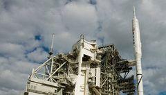 Rusko vyzkoušelo poprvé po půl století novou kosmickou raketu
