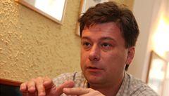 Policie měla ubrat na teatrálnosti, kritizoval Blažek Šiškovo zatýkání