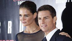 Holmesová a Cruise se dohodli na podmínkách rozvodu, jde jim o dceru