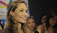 Sarajevo ocenilo Angelinu Jolie. Udělili jí čestné občanství