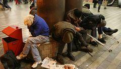 Začíná boj s bezdomovectvím. Vláda poprvé schválila plán