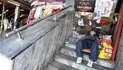 Za  brutální vraždu bezdomovce si muž odpyká 16 let