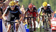 Tour má nového lídra: vede Wiggins. Sagan se propadl
