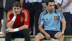 Xaviho otec: Mourinhovi vadí Casillasovo přátelství se synem