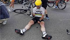 Greipel ovládl 4. etapu, Cavendish upadl