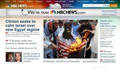 Microsoft a NBC zrušily společný zpravodajský server