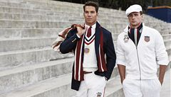 Olympijské uniformy: USA a Francie zazáří. Češi a Slováci pohoří