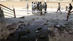 Výbuch u afghánského ministerstva. Devět mrtvých