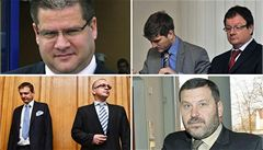 Žebříček trestů za korupci: Kušnierz přeskočil Škárku i Bártu