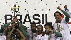 Palmeiras vyhráli Brazilský pohár, ale zemřel fanoušek