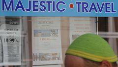 Klienti CK Majestic Travel jsou zpět v Česku, platil delegát
