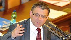 Senátoři ČSSD: sKarty jsou znásilňování lidí, podáme ústavní stížnost