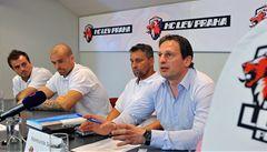Nejsme Lev Poprad, zdůrazňuje manažer nového týmu