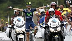 Na Tour stále vládne Wiggins. 17. etapu vyhrál Valverde