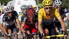 Doping na Tour: Fränk Schleck měl pozitivní test