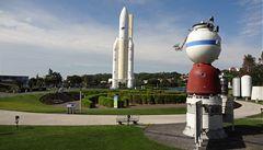 Vesmírné město ve Francii: usedněte do kosmické lodi Sojuz