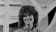 Zemřela první Američanka ve vesmíru Sally Rideová