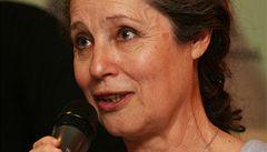 Fischerová nesmí kvůli kandidatuře moderovat