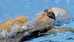 Plavci lámali světové rekordy. Baumrtová do finále neprošla